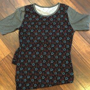 LuLaRoe Julia dress.
